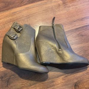 Guess heel booties women's 8 m shoes